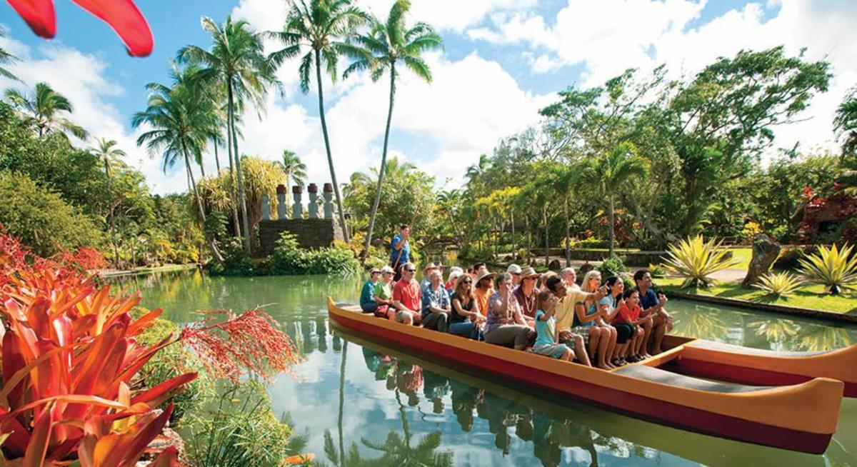 Polynesian cultural center case study