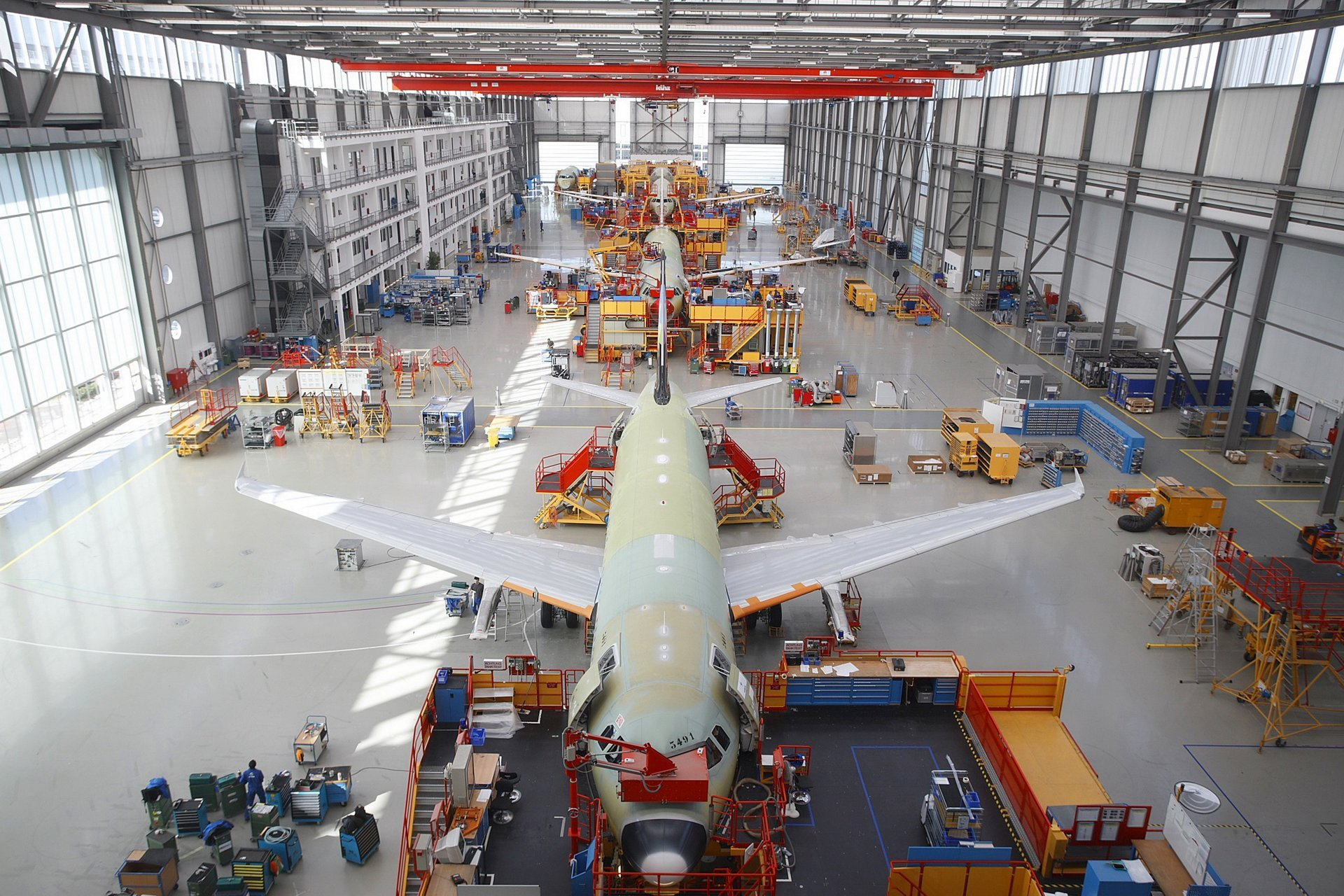 airbus capacity planning research data integrated insight
