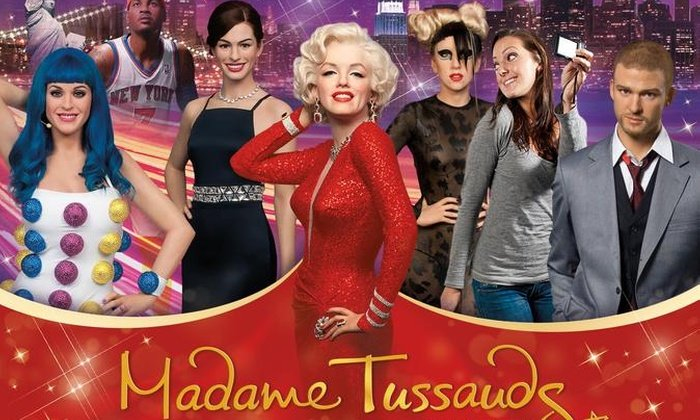 Madame tussauds pricing strategy