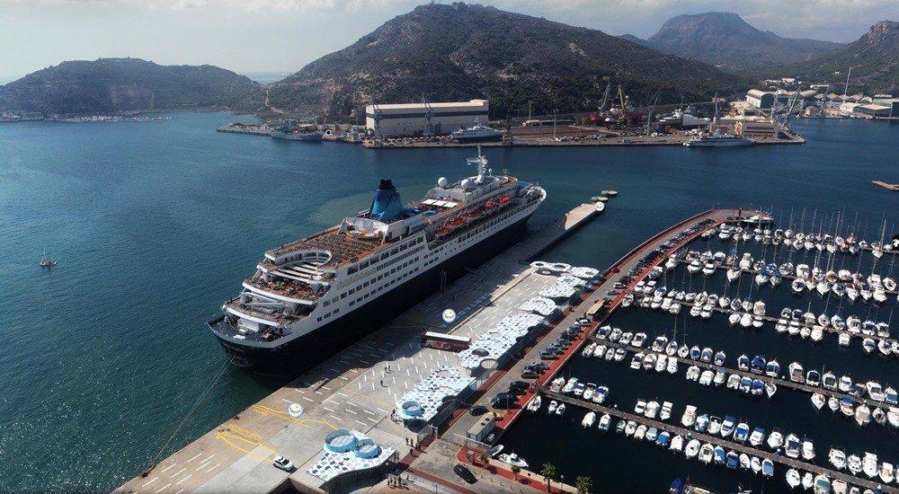 port of Cartagena case study
