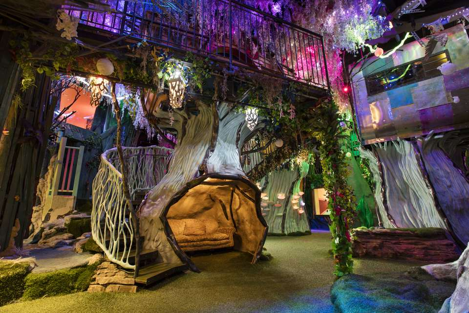 meow wolf industrial engineering case study