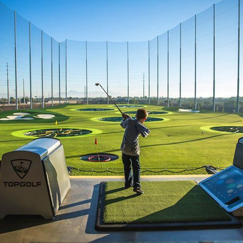 topgolf pricing strategy and partnership marketing