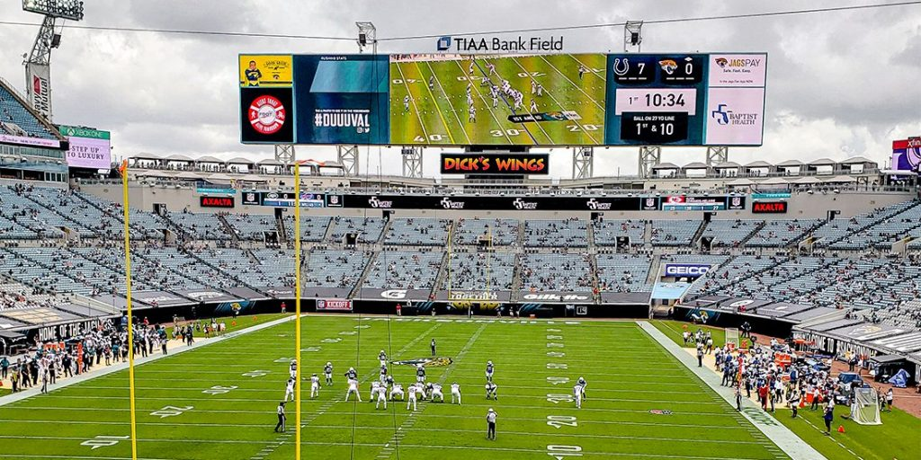 Indianapolis Colts At Jacksonville Jaguars – Were Conditions Safe for Spectators?